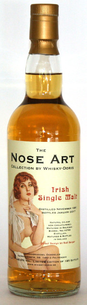 Irish Single Malt 1991 Nose Art Collection by Whisky-Doris