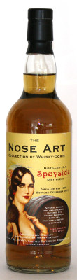 Speyside 1995 Nose Art Sherry Hogshead